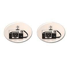 Kodak (3)s Cufflinks (Oval)