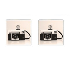 Kodak (3)s Cufflinks (Square)