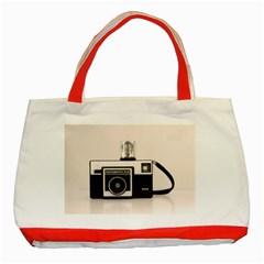 Kodak (3)s Classic Tote Bag (red)