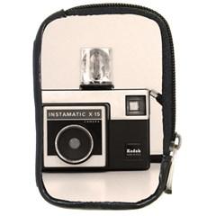 Kodak (3)s Compact Camera Leather Case