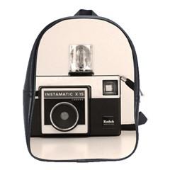 Kodak (3)s School Bag (Large)
