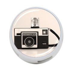 Kodak (3)s 4-Port USB Hub (Two Sides)