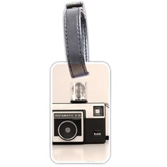 Kodak (3)s Luggage Tag (One Side)