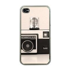 Kodak (3)s Apple iPhone 4 Case (Clear)