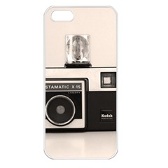 Kodak (3)s Apple iPhone 5 Seamless Case (White)