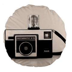 Kodak (3)s 18  Premium Round Cushion