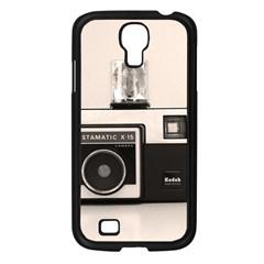 Kodak (3)s Samsung Galaxy S4 I9500/ I9505 Case (Black)