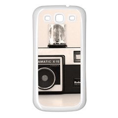 Kodak (3)s Samsung Galaxy S3 Back Case (white)