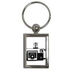 Kodak (3)cb Key Chain (rectangle)