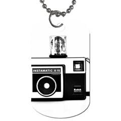 Kodak (3)cb Dog Tag (Two-sided)