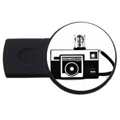 Kodak (3)cb 2GB USB Flash Drive (Round)