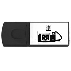 Kodak (3)cb 2GB USB Flash Drive (Rectangle)