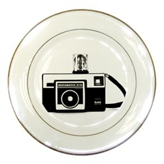 Kodak (3)cb Porcelain Display Plate