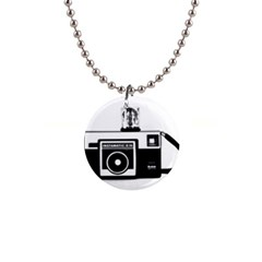 Kodak (3)cb Button Necklace