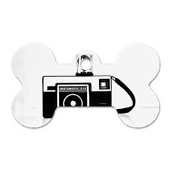 Kodak (3)cb Dog Tag Bone (One Sided)