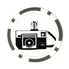 Kodak (3)cb Poker Chip 10 Pack