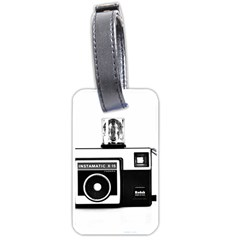 Kodak (3)cb Luggage Tag (Two Sides)