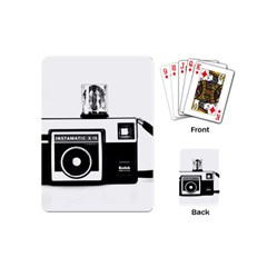 Kodak (3)cb Playing Cards (Mini)