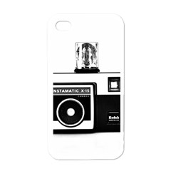 Kodak (3)cb Apple iPhone 4 Case (White)