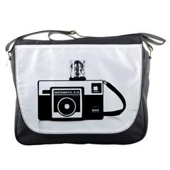 Kodak (3)cb Messenger Bag