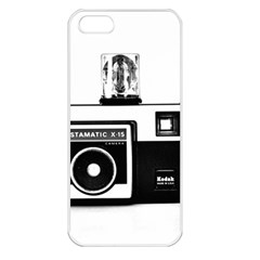Kodak (3)cb Apple iPhone 5 Seamless Case (White)