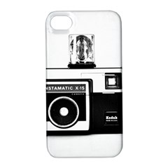 Kodak (3)cb Apple Iphone 4/4s Hardshell Case With Stand