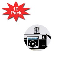 Kodak (3)c 1  Mini Button (10 pack)