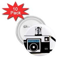 Kodak (3)c 1.75  Button (10 pack)