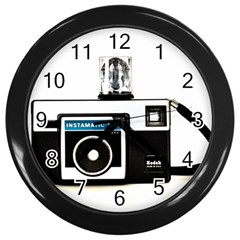 Kodak (3)c Wall Clock (Black)
