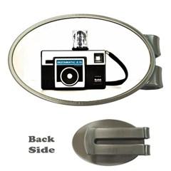 Kodak (3)c Money Clip (Oval)