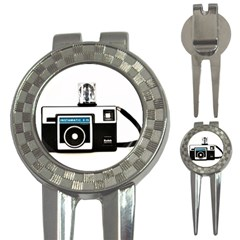 Kodak (3)c Golf Pitchfork & Ball Marker