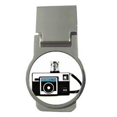 Kodak (3)c Money Clip (Round)