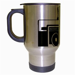 Kodak (3)c Travel Mug (silver Gray)