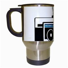 Kodak (3)c Travel Mug (White)