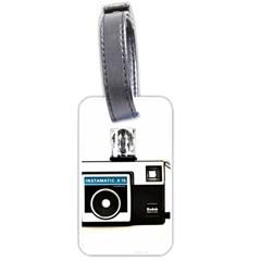 Kodak (3)c Luggage Tag (One Side)