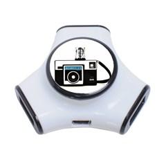 Kodak (3)c 3 Port USB Hub