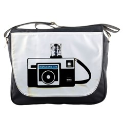 Kodak (3)c Messenger Bag