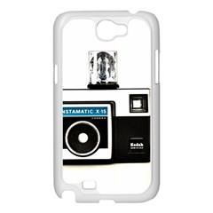 Kodak (3)c Samsung Galaxy Note 2 Case (White)