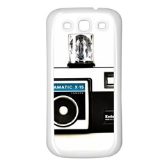 Kodak (3)c Samsung Galaxy S3 Back Case (white)