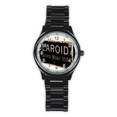 Img 2086s Sport Metal Watch (Black)