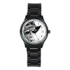 Img 5077h Sport Metal Watch (Black)