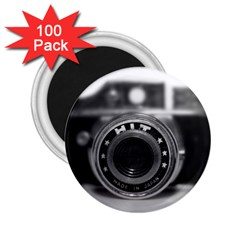 Hit Camera (2) 2 25  Button Magnet (100 Pack)