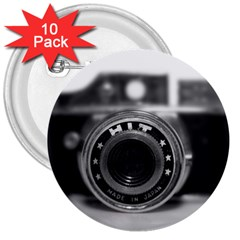 Hit Camera (2) 3  Button (10 Pack)