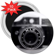 Hit Camera (2) 3  Button Magnet (10 pack)