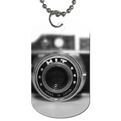 Hit Camera (2) Dog Tag (two Sided)