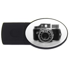 Hit Camera (2) 2gb Usb Flash Drive (oval)