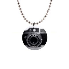 Hit Camera (2) Button Necklace