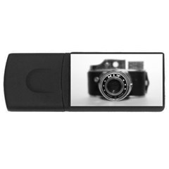 Hit Camera (2) 4GB USB Flash Drive (Rectangle)