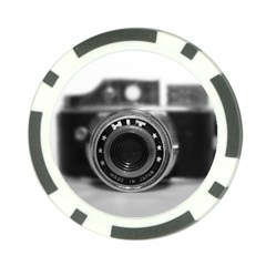 Hit Camera (2) Poker Chip