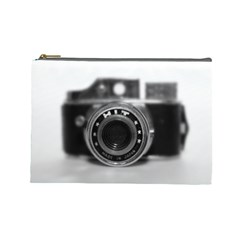 Hit Camera (2) Cosmetic Bag (Large)